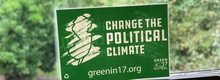 Change the Political Climate